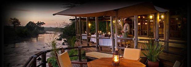 Luxury safaris kenya